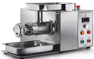 Extruder VDE microesferas-pellets