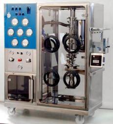 Molino de chorro, Fluid Jet Mill