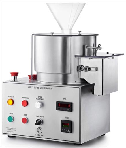 máquinas para microesferas-pellets