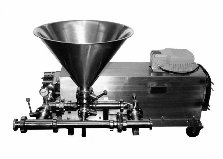 Homogeneizador-mezclador