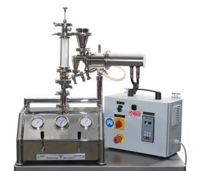 Molino de chorro-Fluid Jet Mill