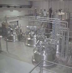 Reactores de proceso en México