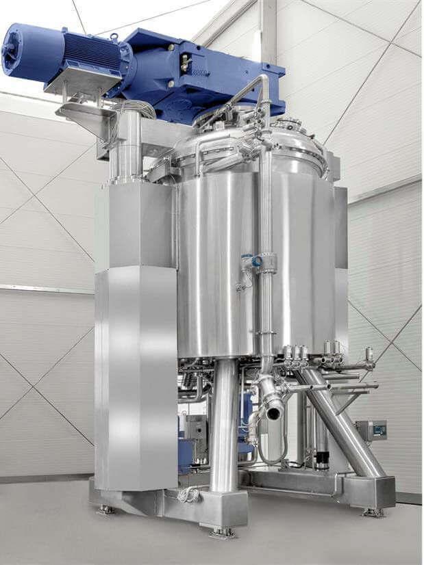 Reactores tanques de proceso