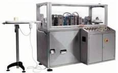 supositorios y óvulos y contenedores termoformados