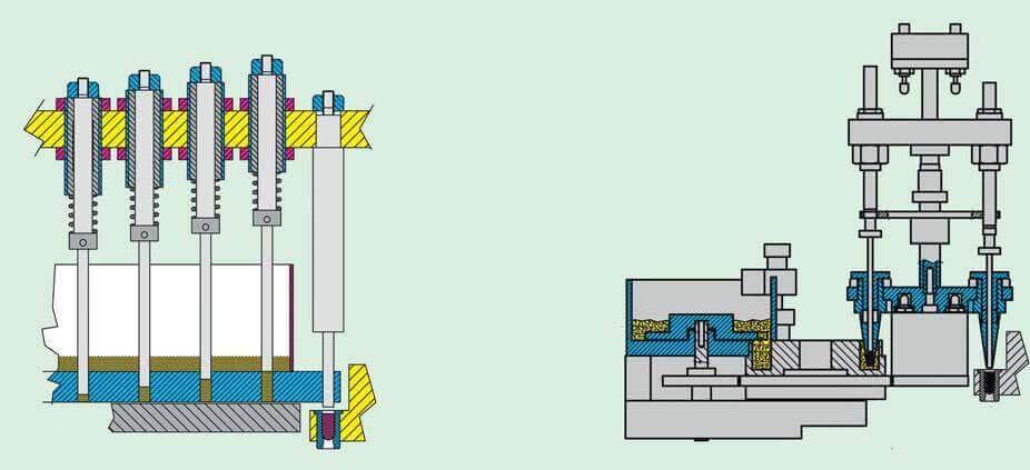 Encapsuladora automática de mesa IN-CAP® para: TAMPING - DOSATOR