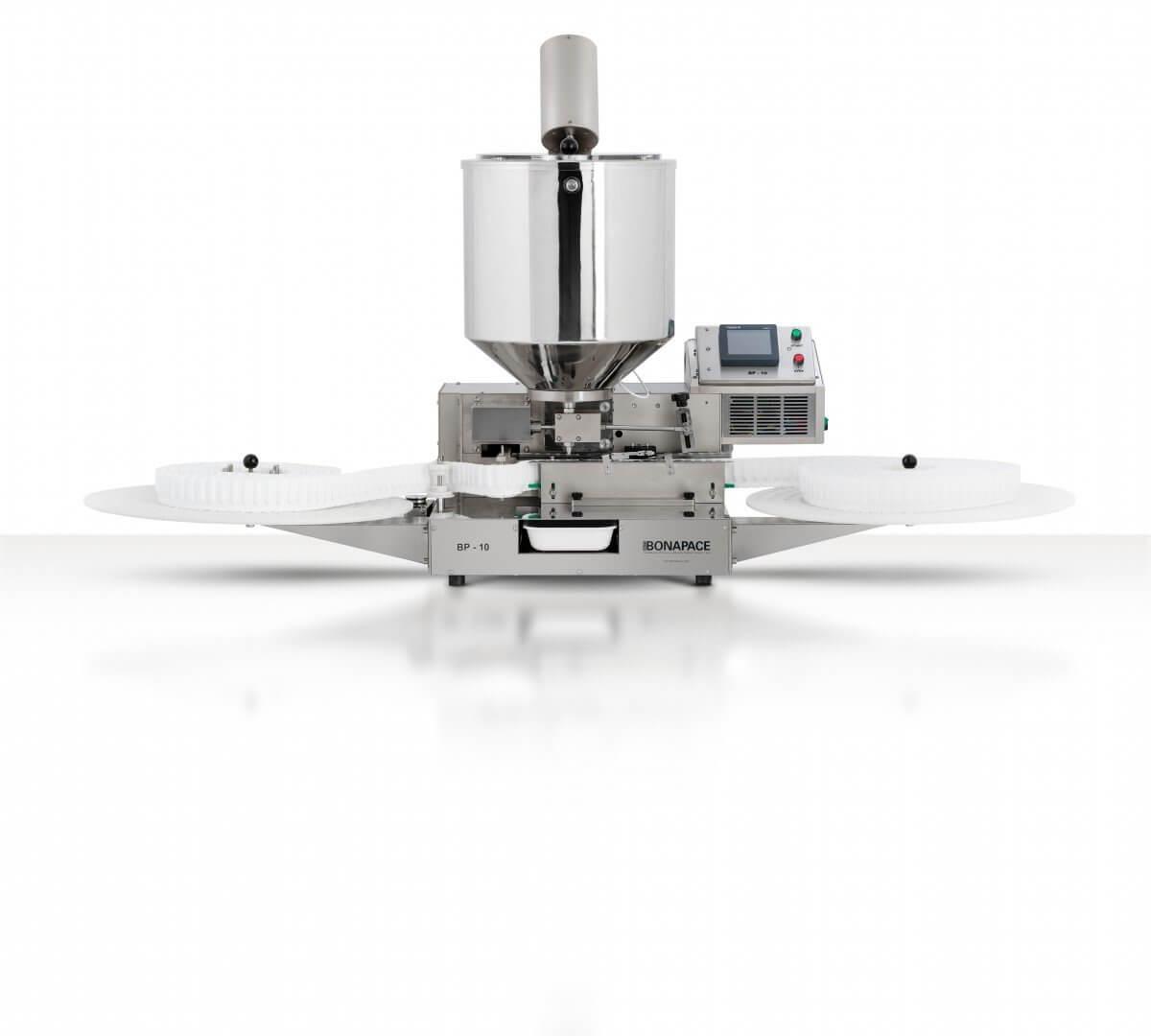 Maquinas para supositorios y óvulos