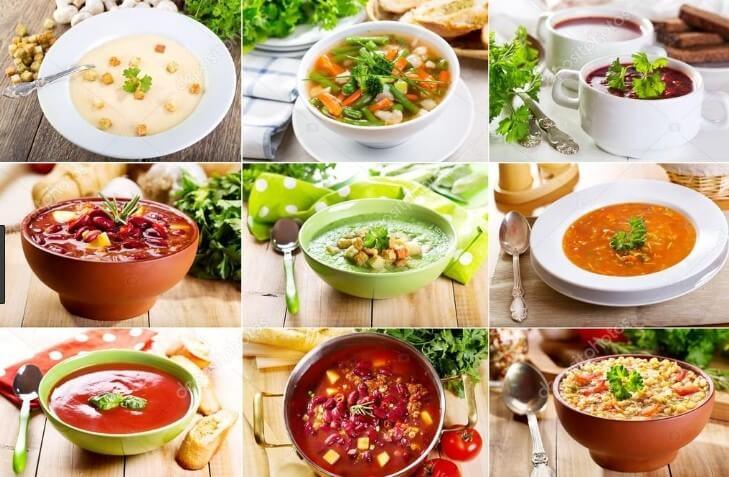 Maquinas para fabricar salsas-sopas en México, América Central y Brasil