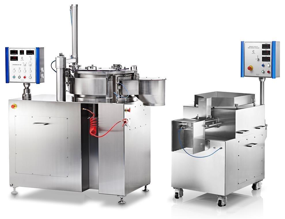 máquinas para fabricar todo tipo de microesferas-pellets
